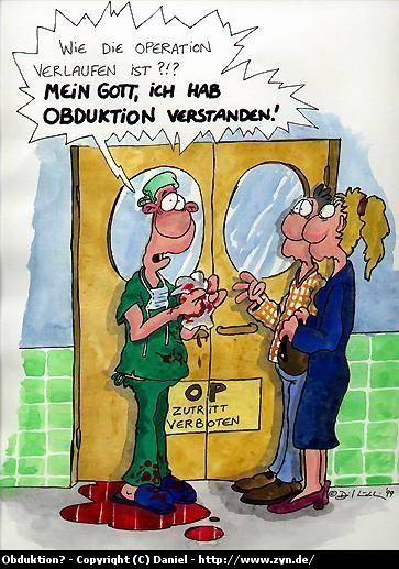 Mediziner-Humor